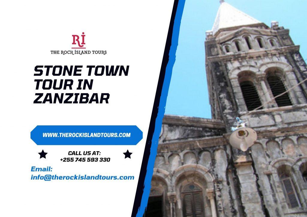 Stone Town Tour in Zanzibar