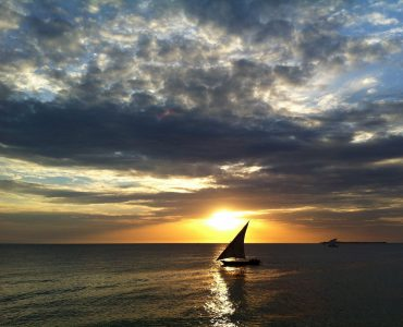 dhow sunset1